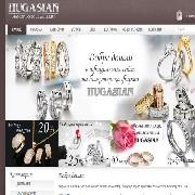 Магазини за бижута - Златна и сребърна бижутерия HUGASIAN