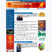 Посолства - Посолство на Виетнам