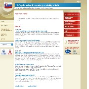 Посолства - Посолство на Словакия