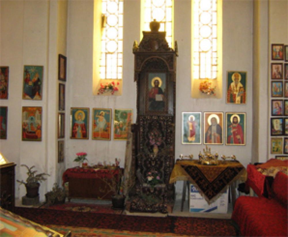 Забележителности - Църквата Свети Свети Кирил и Методий село Иваняне