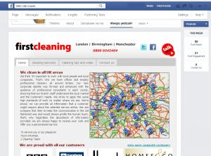 Изработка на приложение за Фейсбук страница