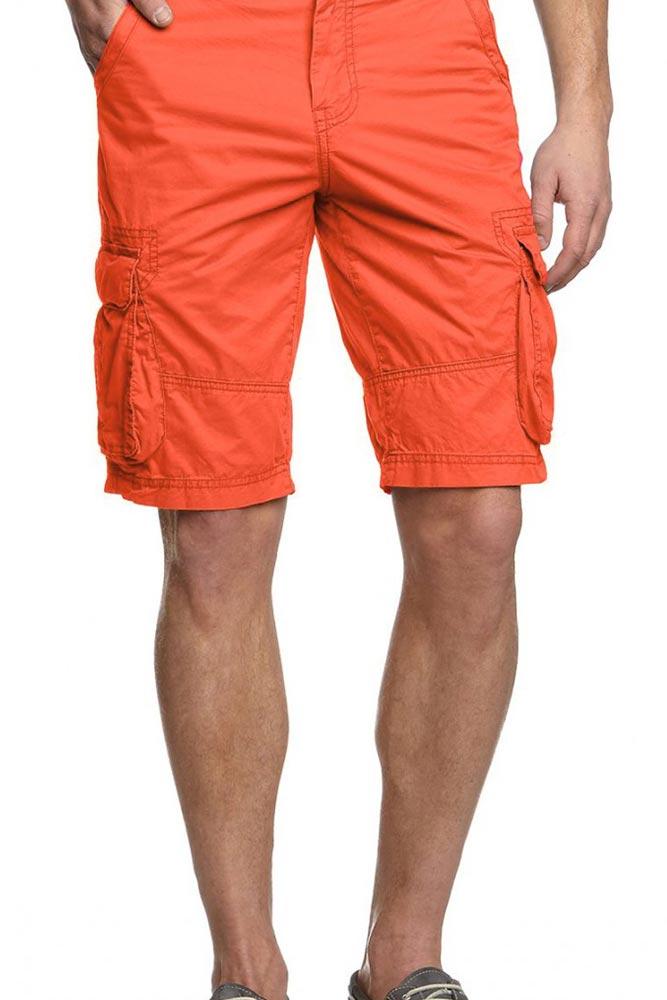 Къси панталони със странични джобове Blend