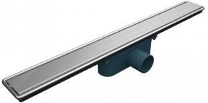 Линеен сифон 60 см, корпус от НС, плътна решетка Арт.№: PD-60
