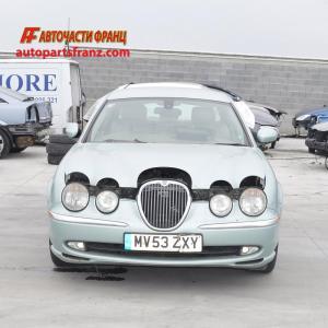 Jaguar X-Type CCX 2.5 V6 SE на части